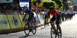 Tour de Pologne wreszcie bezpieczne. Po wypadku Holendra zrezygnowano z metalowych barierek