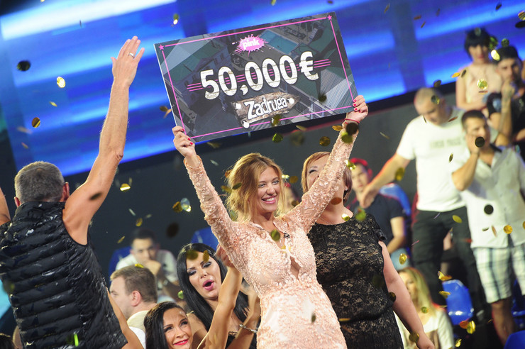 KIJA POBEDILA U ZADRUZI 2018: Finale rijalitija PUNO IZNENAĐENJA, Kristina Kija Kockar dobila nagradu od 50.000 EVRA