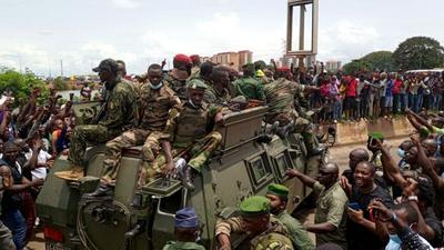 What we know about the unfolding coup in Guinea