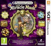 Okładka: Professor Layton and the Miracle Mask