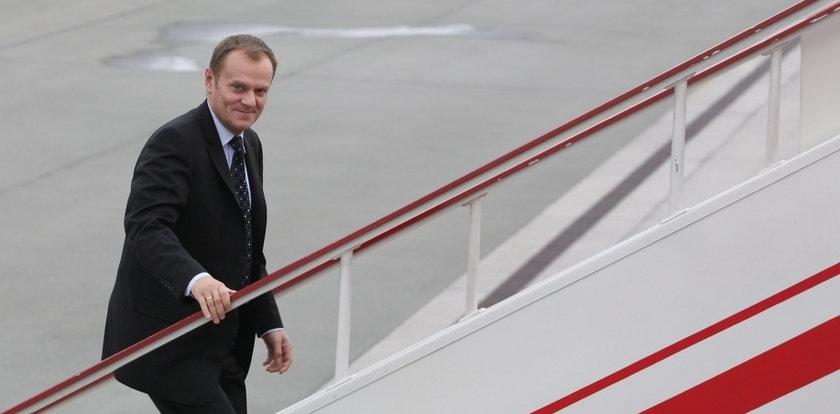 Szukają samolotu dla premiera i prezydenta