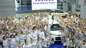 Rekordowy Fiat Panda Natural Power