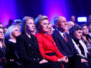 Mucha: Kinga Duda ma kompetencje, by doradzać prezydentowi, jest wykształcona, reprezentuje młode pokolenie
