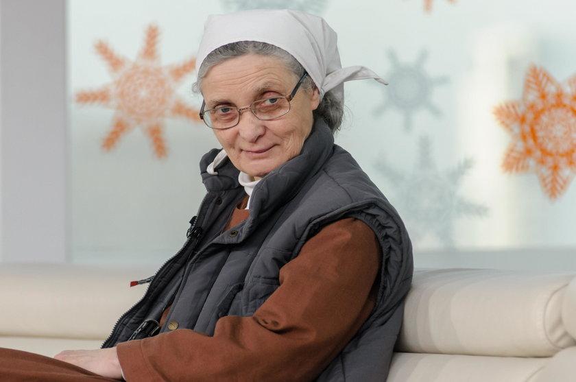 Siostra Chmielewska apeluje do Owsiaka