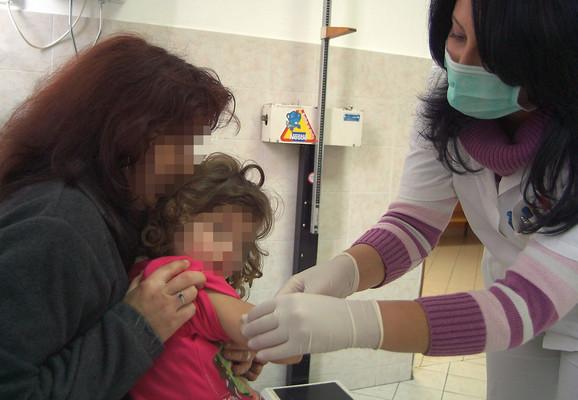Roditelji sve ređe vode decu na vakcinaciju