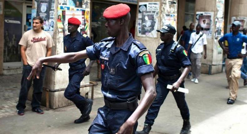 Police Sénégal