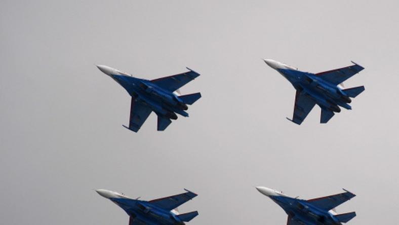 RUSSIA-AEROSPACE-MAKS-2009