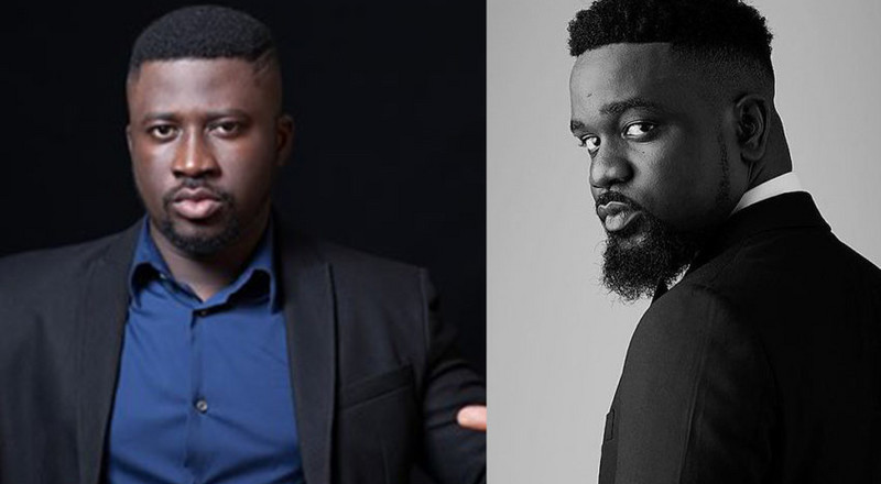CEO Flow: Sarkodie finally replies Asem, others with E-40 feature (WATCH)