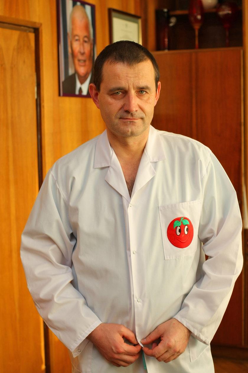 Prof. Dariusz Patkowski