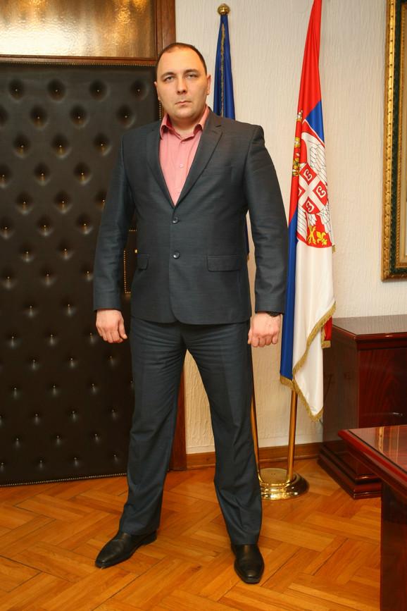 Marinković voli da ide u akcije sa inspektorima