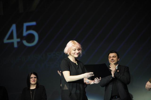 Nagrada žirija pripala je Tamari Drakulić