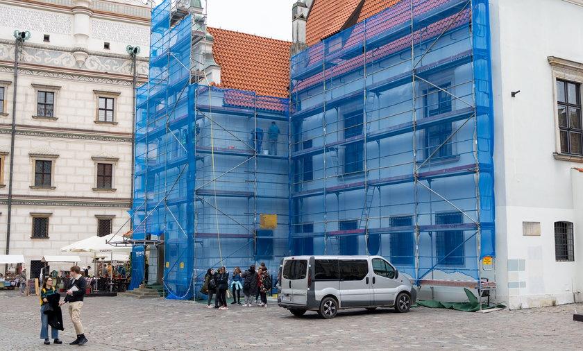 W czasie przebudowy Starego Rynku prawdopodobnie nie będzie ślubów w Wadze.