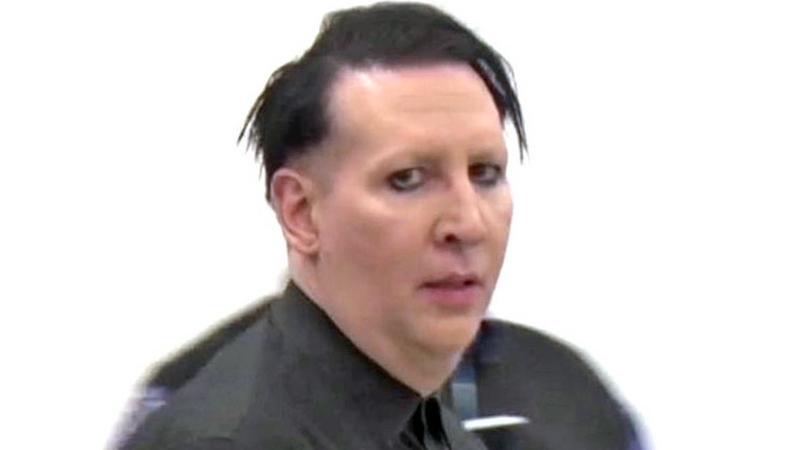 Tak wygląda Marilyn Manson bez makijażu i przerażającej stylizacji