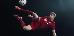 Koledzy Roberta Lewandowskiego z Bayernu w zwariowanej reklamie! WIDEO
