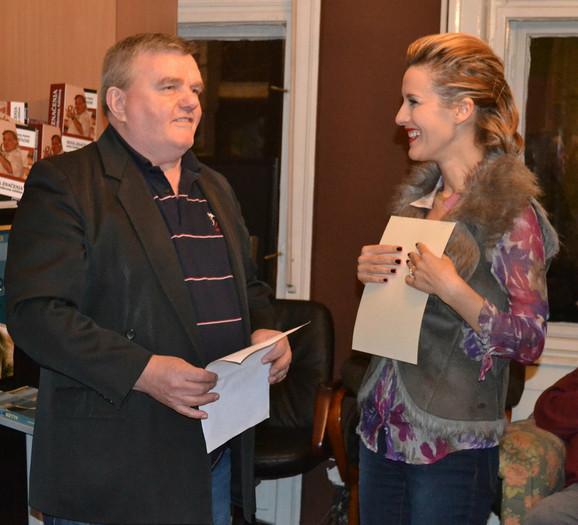 Ivan Mrđen i Sanja Plavša