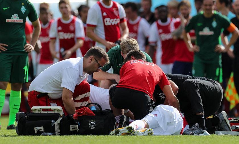 """Friendly match""""Ajax v SV Werder Bremen"""""""
