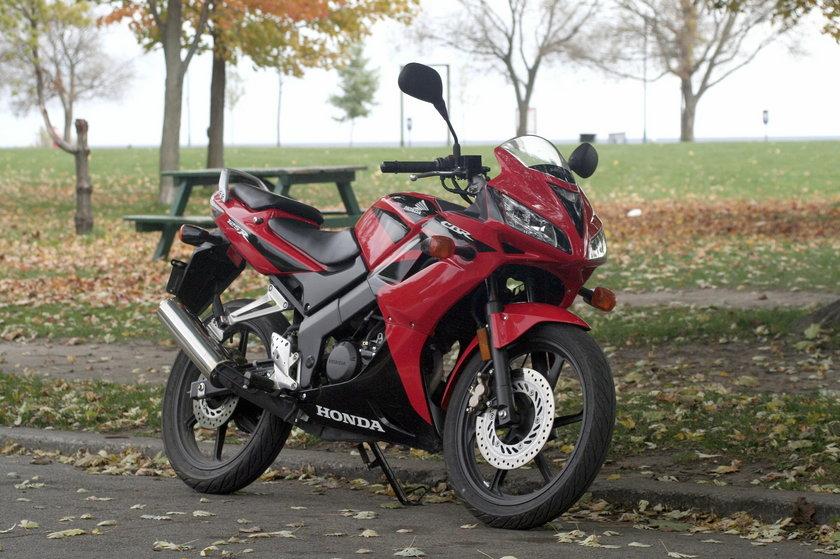 4. Honda CBR125