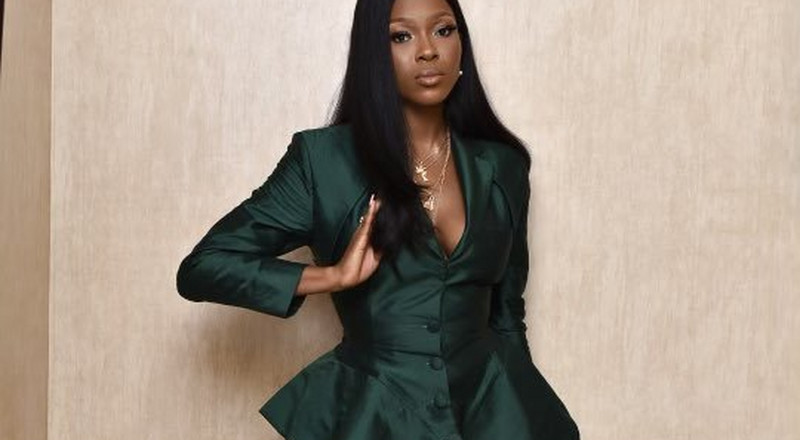 BB Naija's Vee shuts down Twitter with her 'Naomi Campbell' look