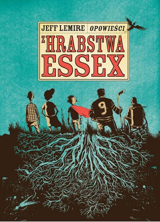 """""""Opowieści z hrabstwa Essex"""", scenariusz, ilustracje: Jeff Lemire (wyd. Timof Comics)"""