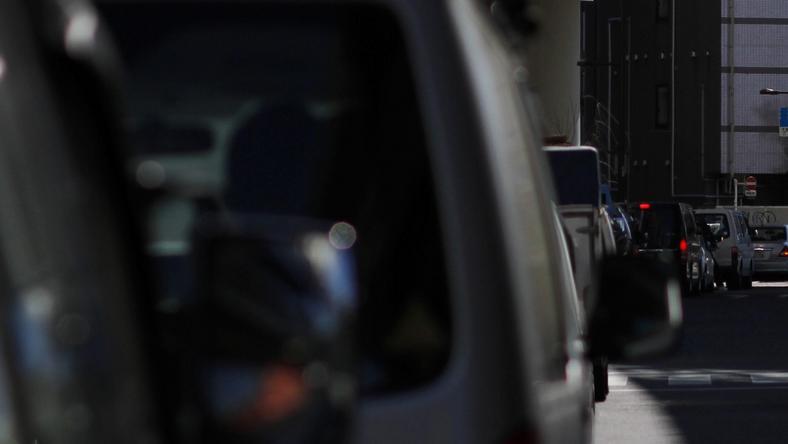 Samochody emitujące spaliny, fot.Reuters