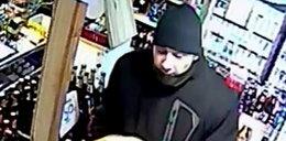 Bandyta z nożem terroryzuje sklepy w Zielonej Górze. Tak wygląda
