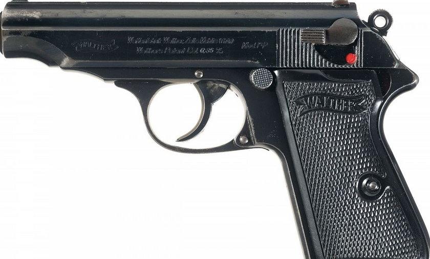 pistolet Walter