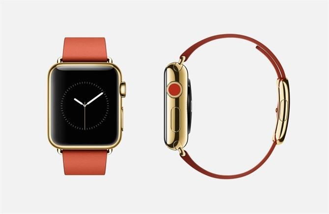 Apple Watch Edition. Smartwatch za 11 tysięcy euro