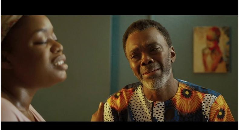 Bisola Aiyeola is an ambitious cook  in Kayode Kasum's 'This Lady Called Life'