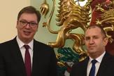 Aleksandar Vučić i Rumen Radev