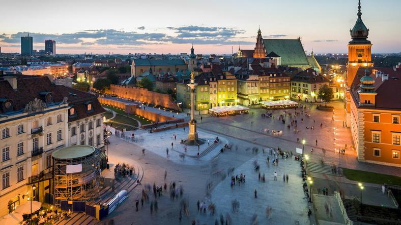 Scena - nowy teatr w Warszawie