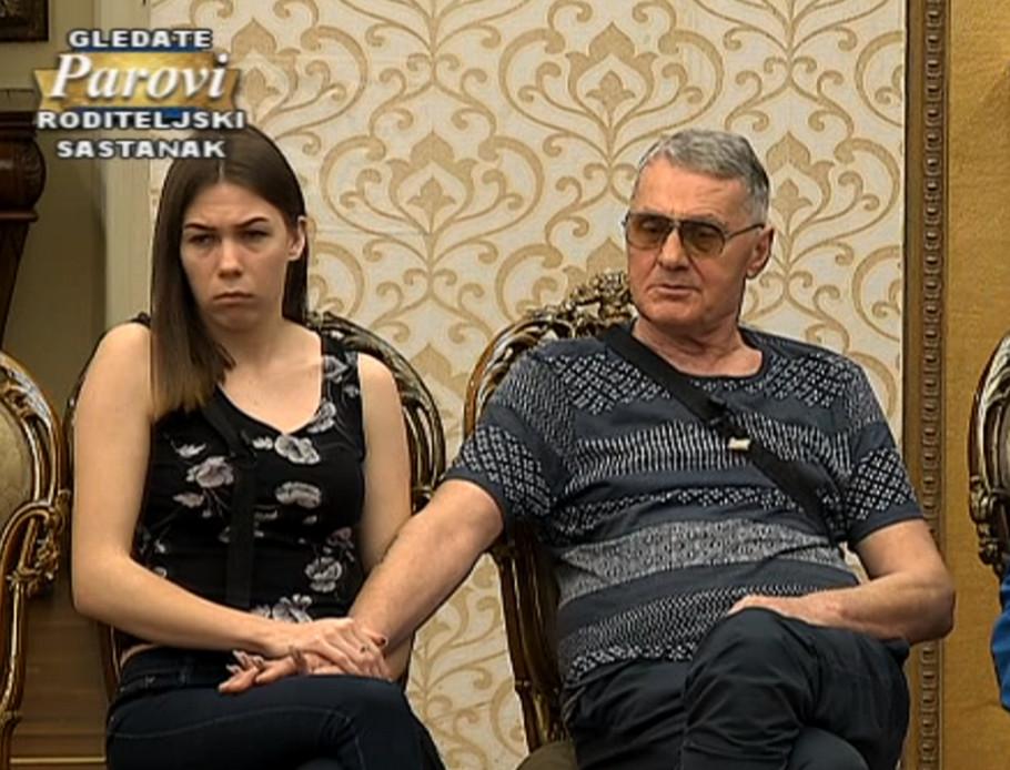 Milijana Bogdanović i Milojko Božić