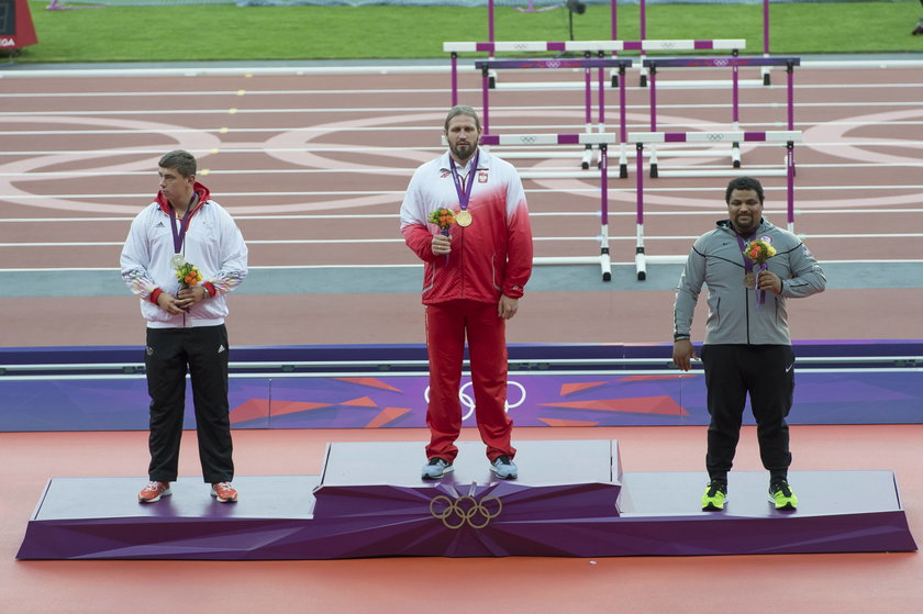 Rywale Majewskiego życzą mu złotego medalu
