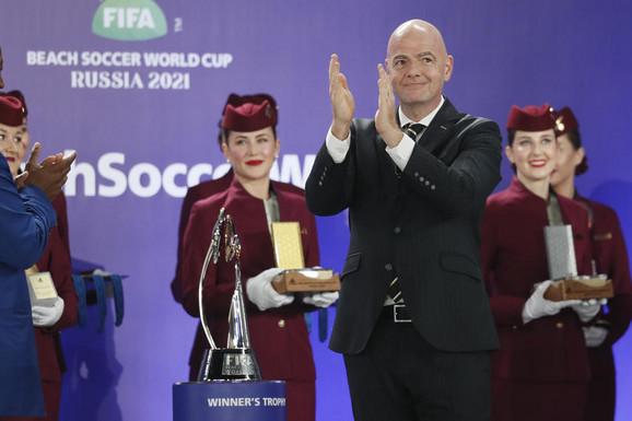 ONI SE OČIGLEDNO NE ŠALE! FIFA organizovala sastanak na kojem će se raspravljati o drastičnoj promeni fudbala - ništa neće biti isto