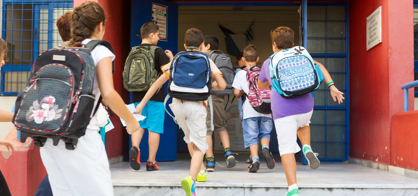 Urząd przebadał tornistry dla dzieci. Który jest najlepszy?