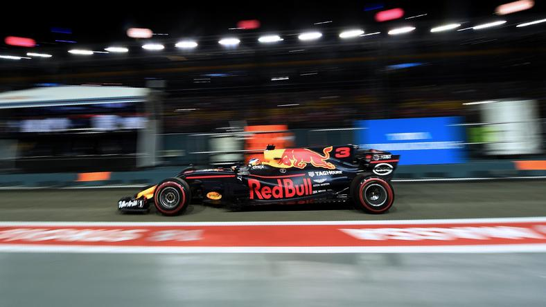Bolid Red Bull Racing