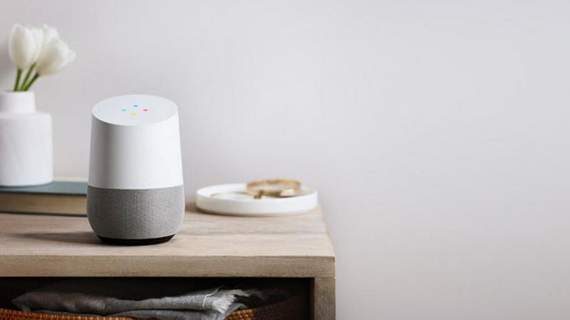 Google Home ze wsparciem dla wielu użytkowników