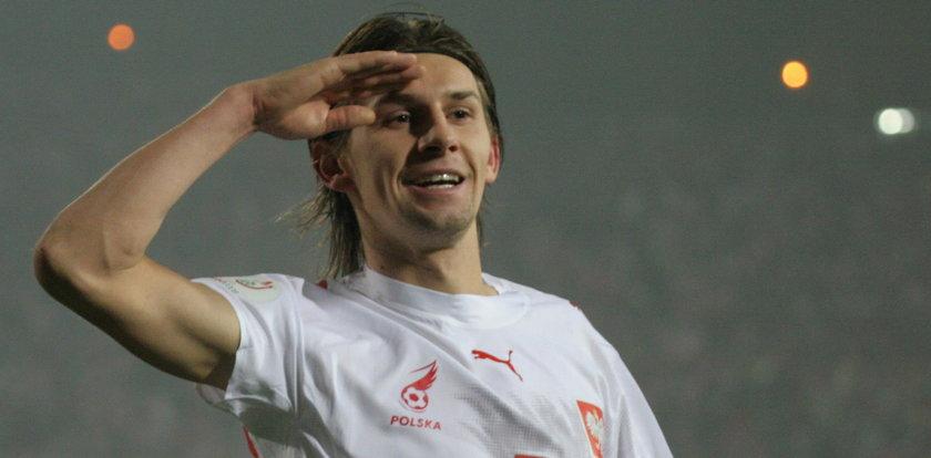 Smolarek w końcu ujawnił. Dla Faktu mówi dla kogo salutował po golu z Portugalią