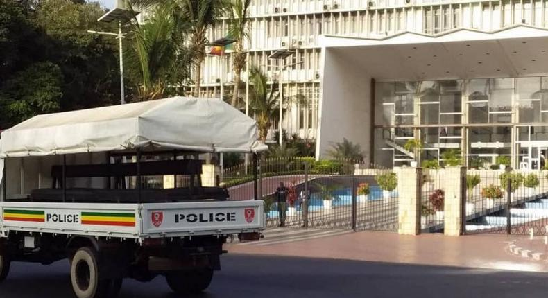 Assemblée nationale Senegal