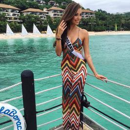 Miss Universe 2016: Izabella Krzan już na Filipinach. Czy Miss Polonia 2016 ma szansę na wygraną?