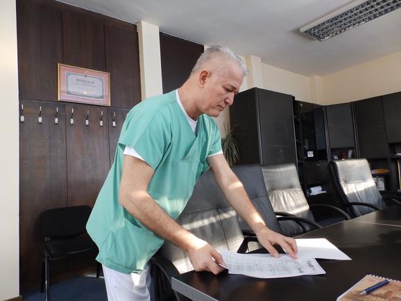 Dr Zoran Mrvić