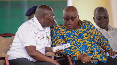 """Nana Addo and Bawumia are """"experts in deceit and lies"""" – Akamba"""