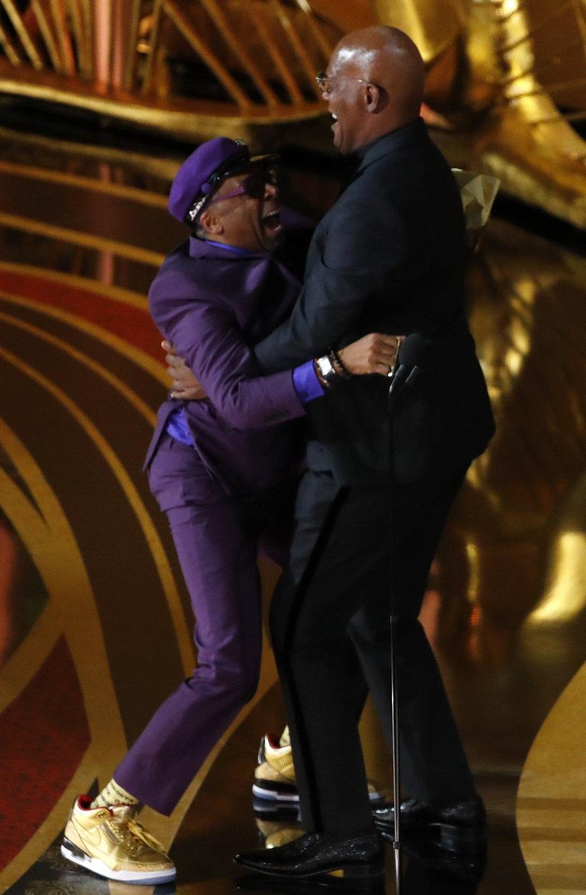 Spike Lee i Samuel L. Jackson
