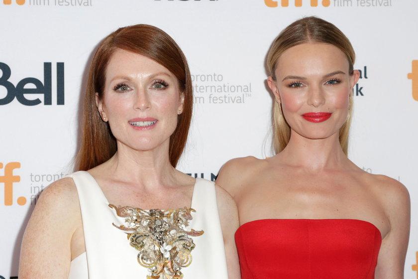 Julianne Moore i Kate Bosworth