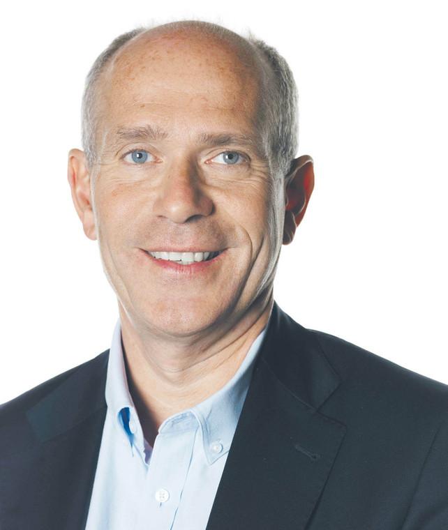 Ulf Pehrsson, wiceprezes i szef relacji rządowych i branżowych w Ericssonie  fot. materiały prasowe