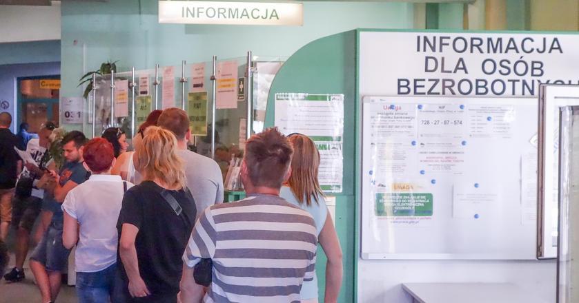 Warmia i Mazury od lat borykają się z największych bezrobociem w kraju