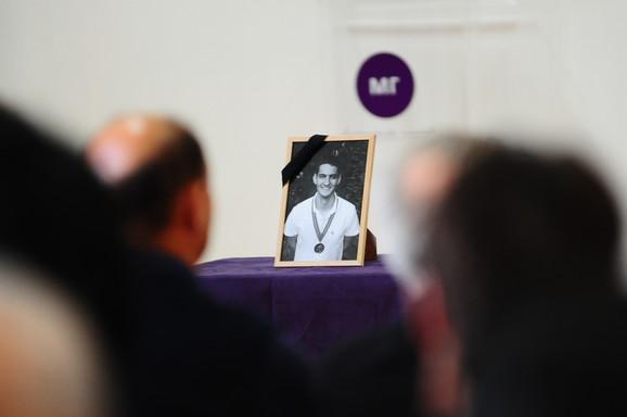 Mihajlo Sporić komemoracija