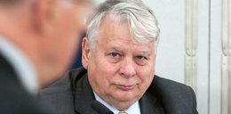 Borusewicz skarży się na TVP