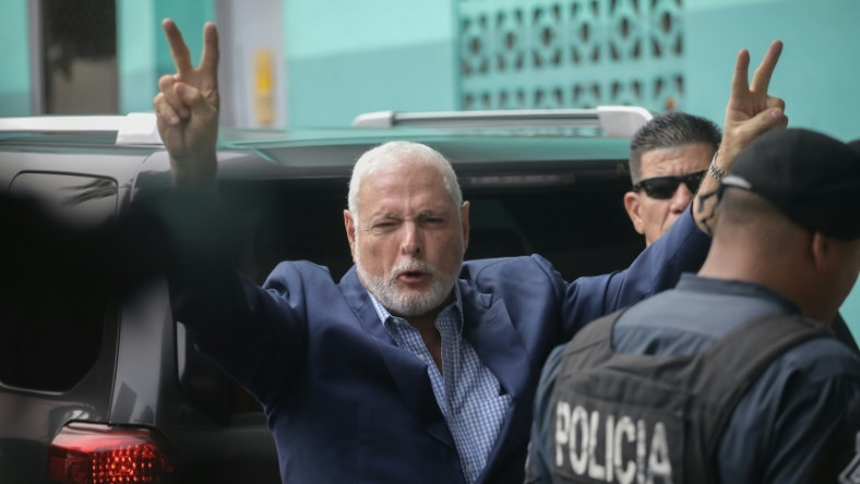 Ricardo Martinelli was cleared of spying on political foes in 2019 but the former Panama president faces new corruption charges