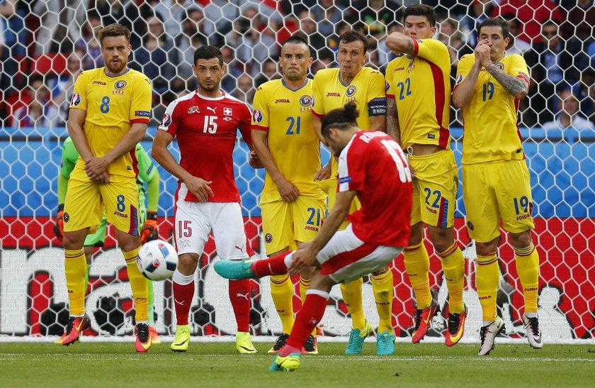 Rumunia remisuje 1:1 z Szwajcarią