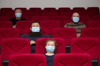 Widzowie wracają do kin. Jednak nie do wszystkich